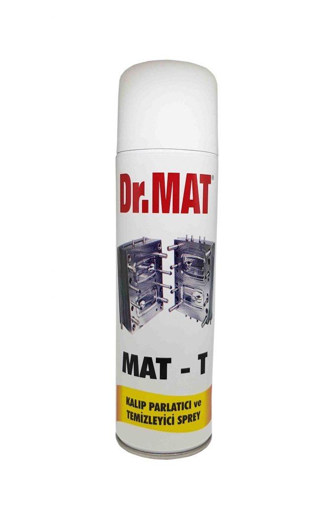 Dr.MAT Kalıp Parlatıcı ve Temizleyici Sprey