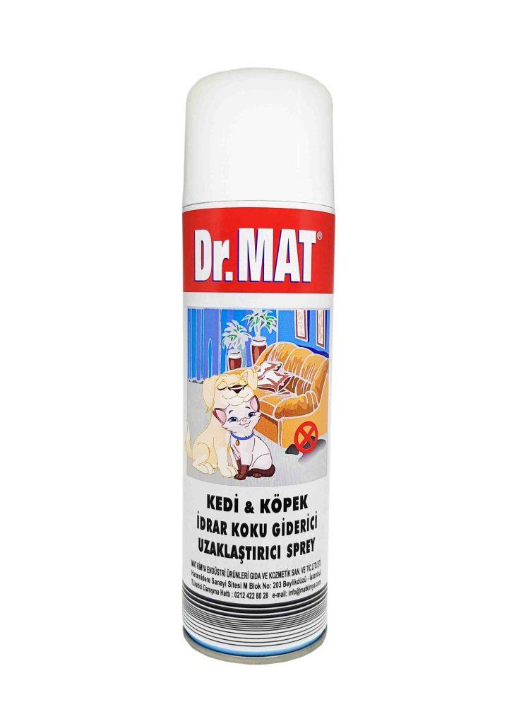 Dr.MAT Kedi ve Köpek İdrar Koku Giderici Sprey